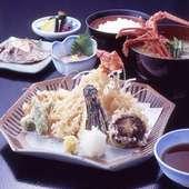 伊勢えび天ぷら定食 ¥2950