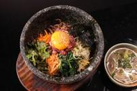 おこげが旨い韓国風混ぜご飯