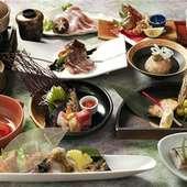 歓送迎会 熊本市馬刺し専門店 郷土料理の馬料理も充実です