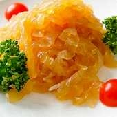 くらげの冷菜 (小皿2名)