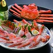 歓迎会・送別会などのご宴会に【かど福】の豪華懐石料理はいかがでしょう。素材にとことんこだわった料理で、ワンランク上の宴会をお楽しみください。