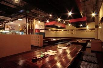 1階からのお寿司もオーダー可能、ゆったりとした宴会におすすめ
