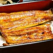 下記の鰻は2650円でテイクアウトさせて頂いておりますが、定食(700円~)や鰻は基より寿司、海鮮丼、旬魚の焼物等、約150種類程度テイクアウト可能です。来店時その場でご注文でもネットも含めご予約も承ります。