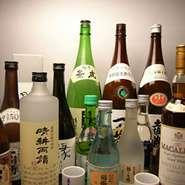 こだわりのお酒をお得な価格で取り揃えております。もちろんソフトドリンクや健康飲料もあります。