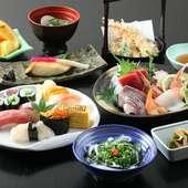 「今夜は贅沢」をリーズナブルに!コース料理は4000円から
