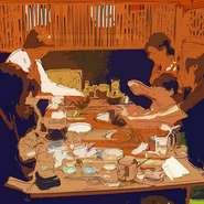 テーブル席、お座敷が選べて便利! どちらのお席でも、店焼き・お客様焼きが選べるので、小さなお子様連れでも安心です。