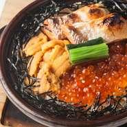 旬の肴や和食をアレンジした新和食が楽しめます。