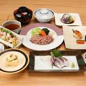 特別日本料理