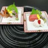 黄金色に焼き上げた鰻と旬の素材を生かしたお料理を堪能