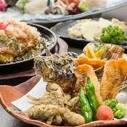 宴会に最適な豊富な宴会プランをご用意しております。大切な方へのおもてなしに料理が美味しい当店をご利用下さい。
