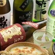 広島のお酒、広島の料理、広島の魚で 大満足な接待を。