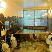 宿泊施設も併設したオーベルジュのようなレストラン