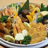 オードブル(4人前)和洋食の人気メニューを詰め込みました