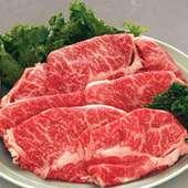 スライス肉