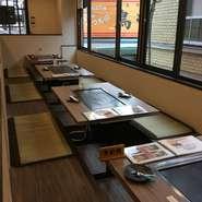 当店は荻窪駅北口より徒歩30秒! 駅のホームから店内も見えます。ぜひ一度、ご家族皆様でのお越しをお待ちいたしております。
