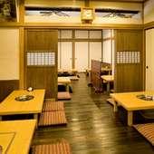 相撲部屋の雰囲気を味わえる本格派空間