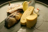 舞鶴産 鰆の西京焼・塩麹焼き・出汁巻き玉子 ※仕入れにより内容は変わります