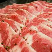 ●焼肉ベーシックメニュー