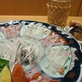 福岡・博多名物【天然ふく料理】はいかがですか。