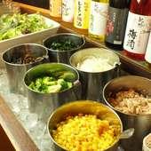 お好み焼き&もんじゃ焼きが食べ飲み放題でなんと3000円!