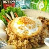 ◆ナシ・ゴレン (インドネシア)