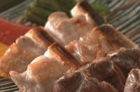 二串  写真は豚精肉のイメージです。