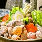 茨城県常磐沖で獲れた『プリプリのしっかりした身』と『あん肝がたっぷり入った濃厚な極上スープ』が絶品