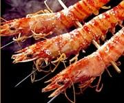 水質・水温に恵まれた美しい浜名湖の車海老です。上品な甘さとプリップリの食感をお楽しみください。