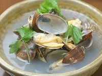 小さなからだに海のエキスである薬効成分がいっぱい。善玉コレステロールを増やすヘルシー料理です。