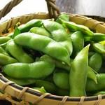 普通の枝豆とは、味も香りも一味ちがう。