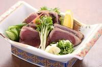 海洋深層水の天然塩で焼き自家製のタレでお召し上がり下さい!