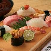 御家族そろって、美味しい御寿司をご堪能ください!