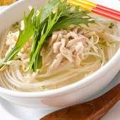 『ベトナム屋台麺 フォーガー』