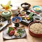 コース料理の『伽羅』(きゃら)5000円