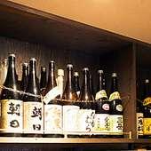 大将の隠し酒 棚