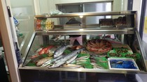沼津港の新鮮なお魚はじめ、漁師仲間からの手に入りにくい魚も。
