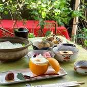 京の風情を感じながら伝統の味をお楽しみ下さい
