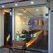 非日常にある癒しの空間。深夜に栄養豊富な食事が味わえるお店