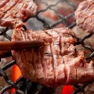 大人気!牛たん料理がたっぷり入った『牛たんづくしコース』