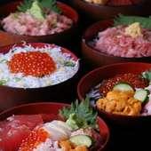 沼津グルメ!駿河湾の海鮮素材を贅沢に使用「ふみ野」の海鮮丼!