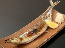 四季折々の、旬の魚は欠かせません『サンマ』