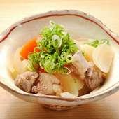 さっぱり食べやすいヘルシーな一皿『松本さん家の肉じゃが』