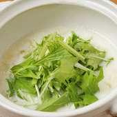 優しい味わいのクラムチャウダー風『あさりスープ』
