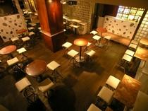 地下2階のパーティスペース