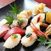 地魚にぎり寿司