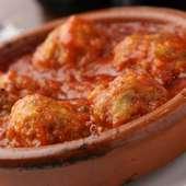 スペインの肉団子 地方によって種類があります。