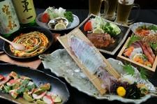 「宴会」「女子会」などにお勧めのコースです。※料理のみは3000円~となります