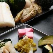 伝統野菜の持つ風味と旨さをどうぞお楽しみ下さい。