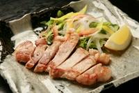 あぐー豚のステーキ(100g)