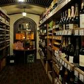 1Fのワインセラーにも多くのワインがあります。